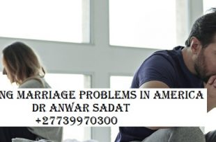 Fixing Marriage Problems in America
