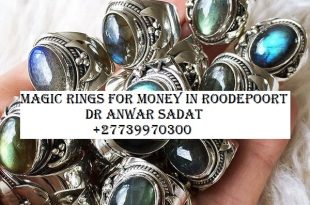 Magic rings for money in Roodepoort
