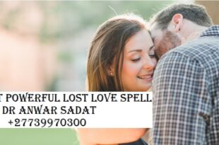 Most Powerful Lost Love Spell