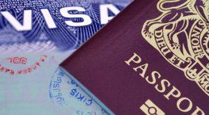 spells for visa passport