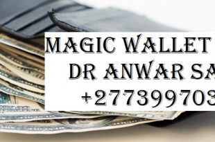 Magic Wallet Spell