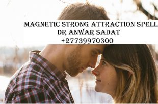 Magnetic Strong Attraction Spell