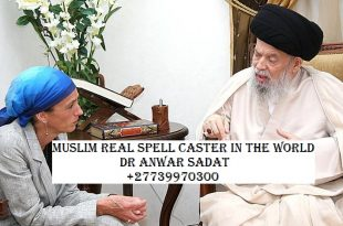 Muslim Real Spell Caster in the World
