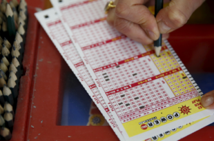 Lottery jackpot spells