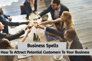 Spells to Boost Business this is a winning spell that has helped me to attract customers spiritually.