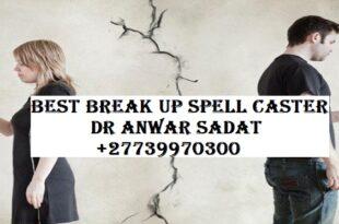 Best Break Up Spell Caster